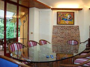 Villa Ronchi : Dining room
