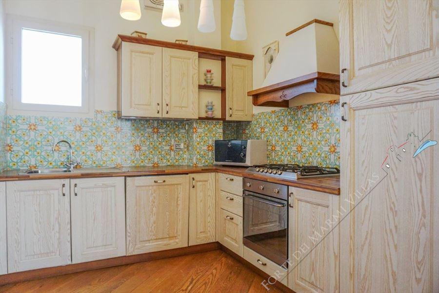 Appartamento Siluetta : Kitchen