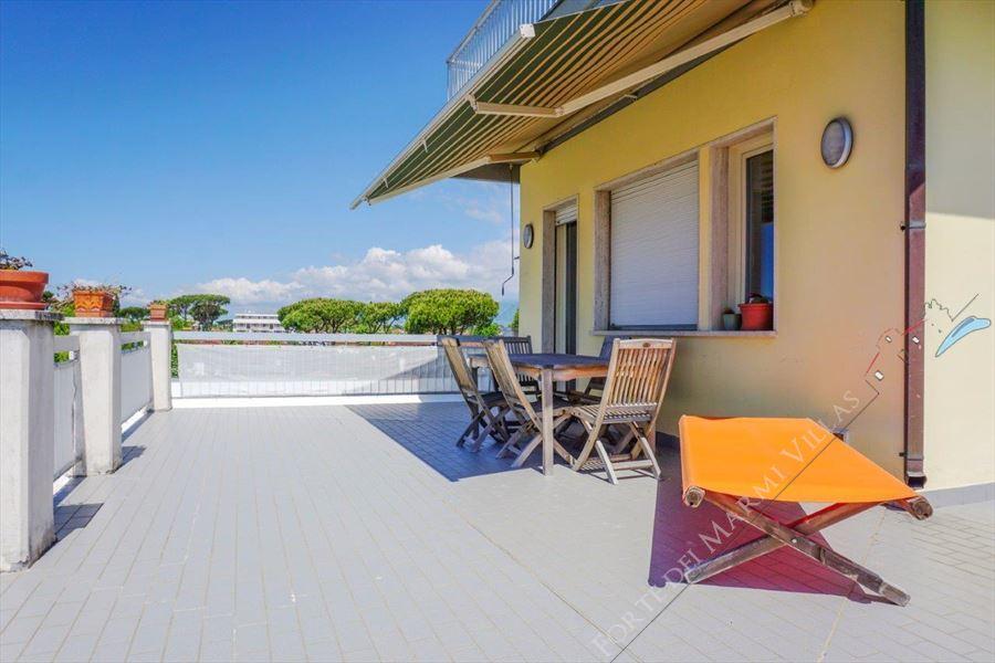 Appartamento Siluetta : Terrazza panoramica