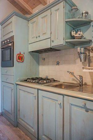 Bilocale Lucciola : Кухня
