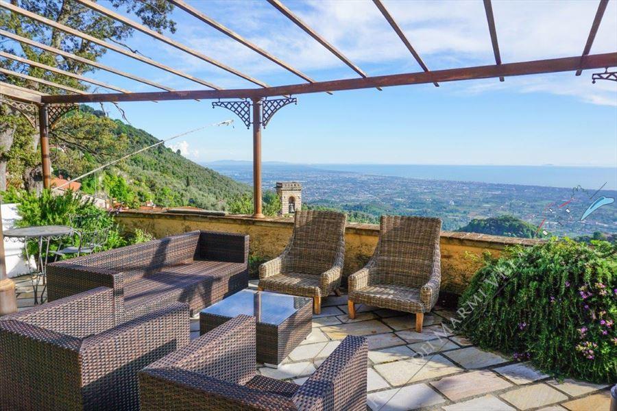 Appartamento Dioniso - Apartment Capezzano Monte