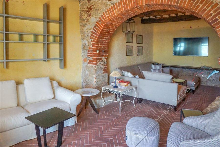 Appartamento Dioniso : Lounge