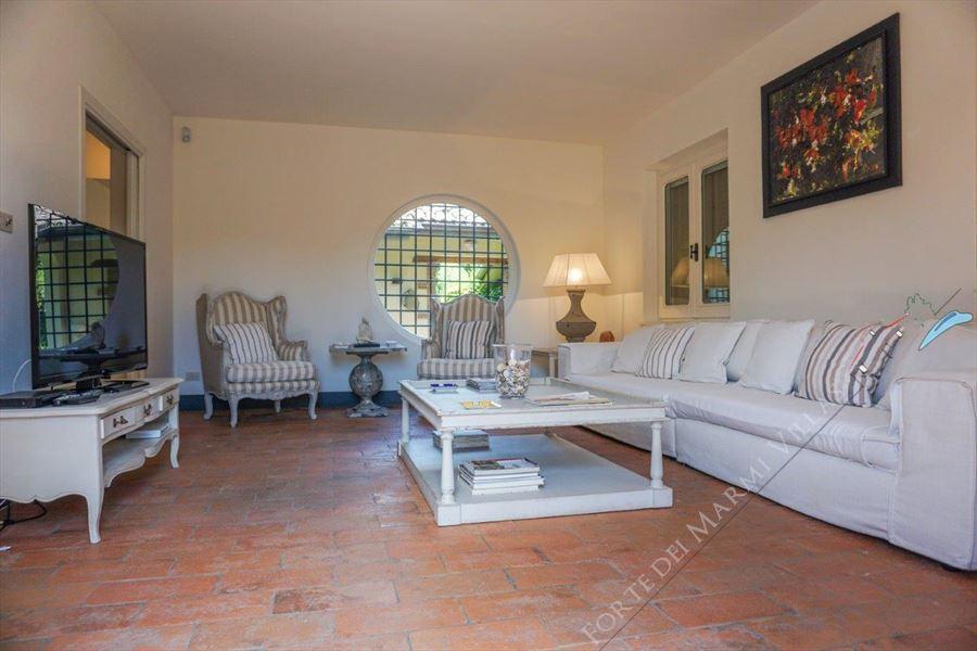 Villa di Fascino : Salotto