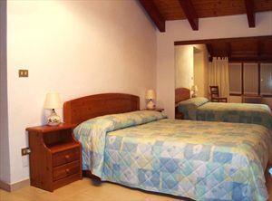 Borgo Asti : Спальня
