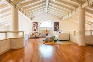 Villa Begonia : Vista interna