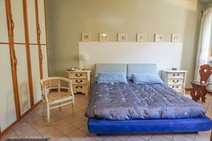 Villa Pietra Serena : Camera matrimoniale