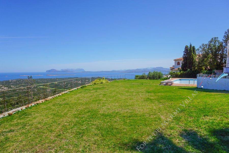 Villa Porto Cervo : Terrace
