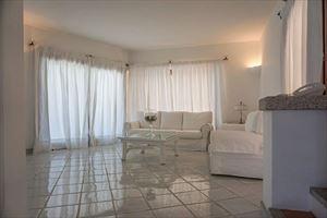Villa Porto Cervo : Гостиная
