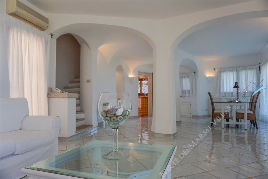 Villa Porto Cervo : Lounge