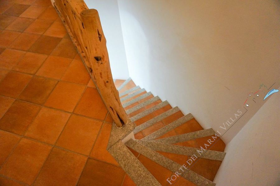 Villa Porto Cervo : Inside view