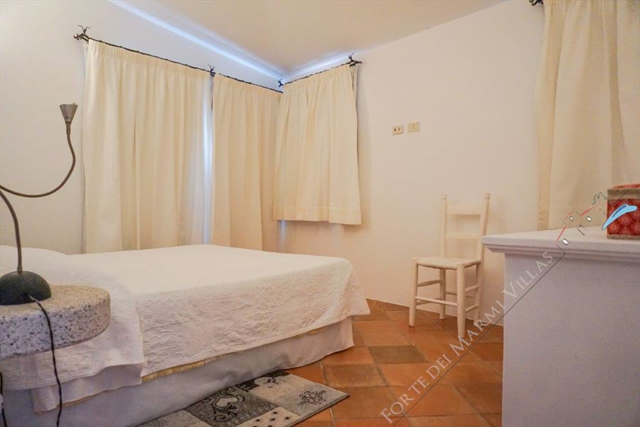 Villa Porto Cervo : Double room