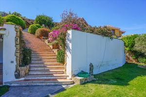 Villa Porto Cervo : Outside view