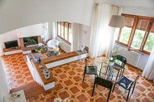Villa Bixio : Интерьер