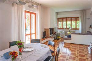 Villa Bixio : Гостиная