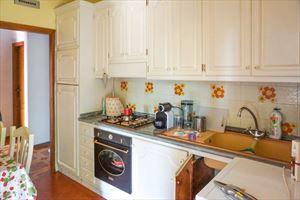 Villa Bixio : Кухня