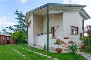 Villa Bixio : Вид снаружи