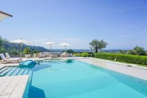 Villa Livia : Swimming pool