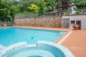 Villa Clementina : Swimming pool