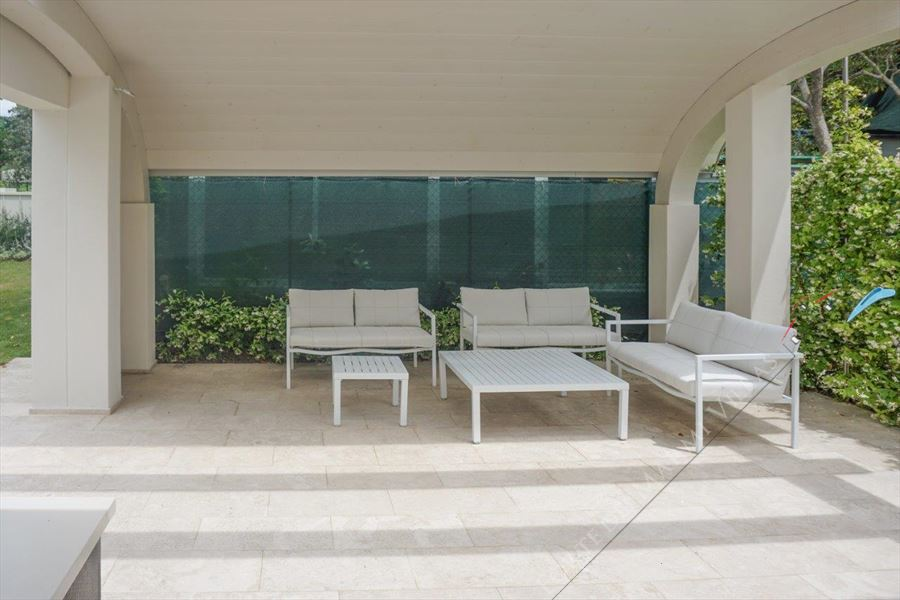 Villa Monroe : Vista esterna