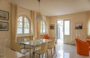 Appartamento Arancione : Столовая