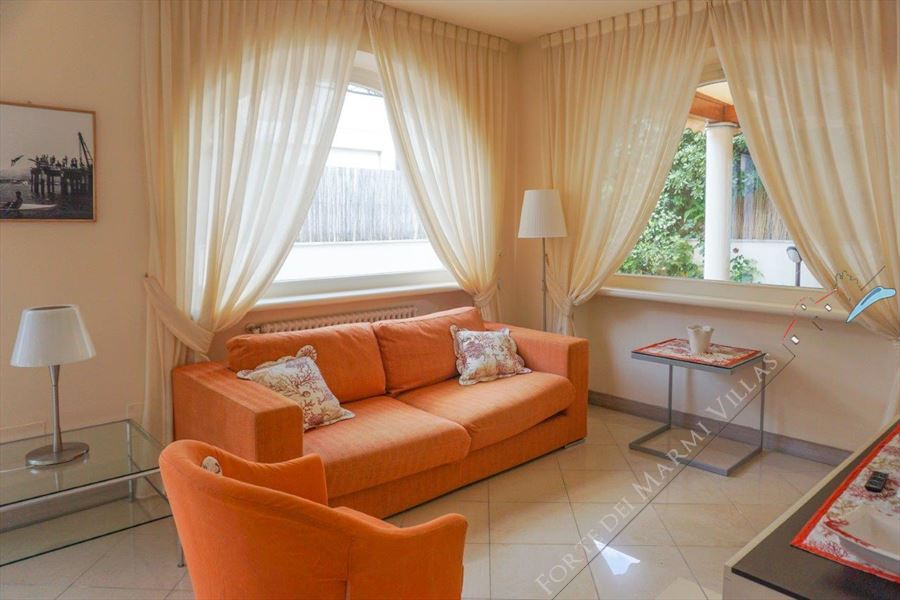 Appartamento Arancione : Lounge