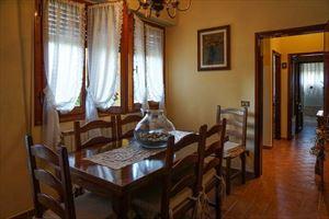 Villa Coriandolo : Dining room