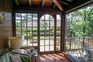 Villa Bussola Domani : Вид снаружи