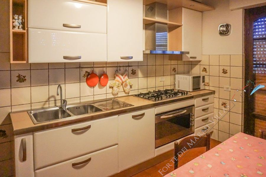 Villa Bussola Domani : Kitchen