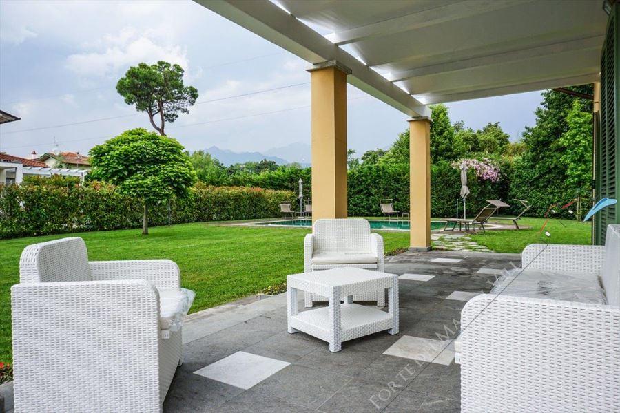 Villa Kathleen : Veranda