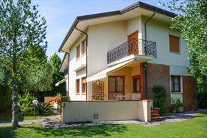 Villa Balilla : Vista esterna
