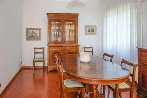 Villa Balilla : Sala da pranzo