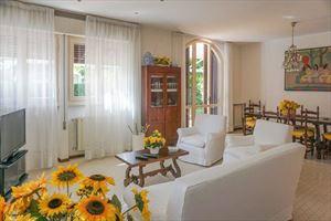 Villa Barbara : Гостиная