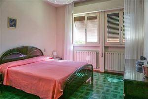 Villa Barbara : спальня с двуспальной кроватью