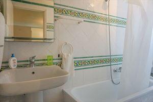 Villa Barbara : Ванная комната с ванной
