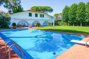 Villa  Principessa : Отдельная виллаФорте дей Марми