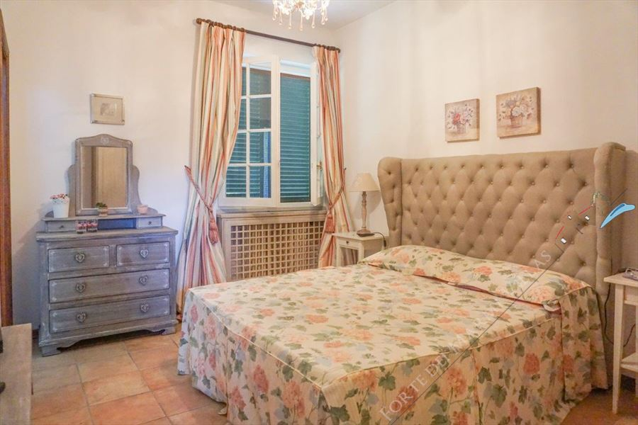 Villa  Principessa : Camera matrimoniale
