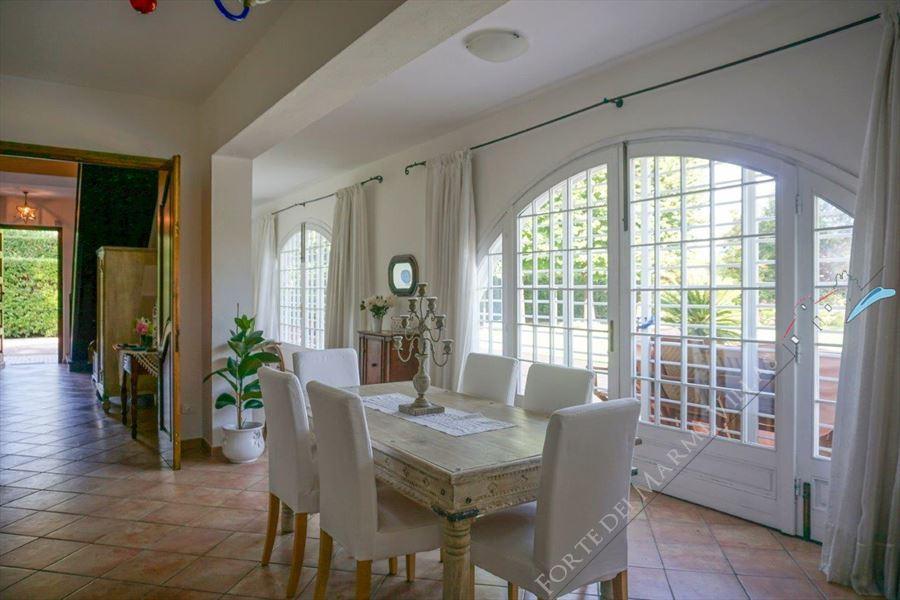 Villa  Principessa : Sala da pranzo