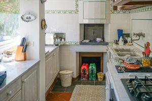 Villa Giovanna : Cucina