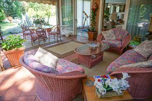 Villa Massarosa : Гостиная