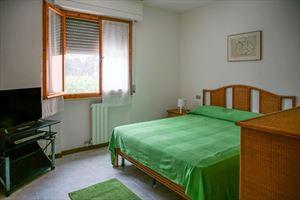 Appartamento Cigno : спальня с двуспальной кроватью