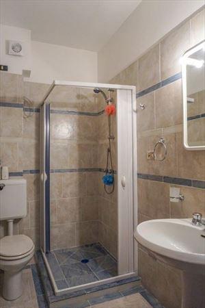 Appartamento Cigno : Bagno con doccia