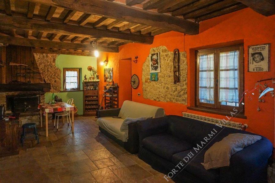 Villa Countryside Pietrasanta : Vista interna