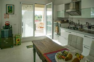 Attico Gilda : Кухня