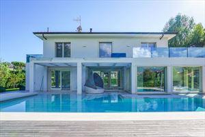 Villa Paradise: Отдельная вилла Форте дей Марми