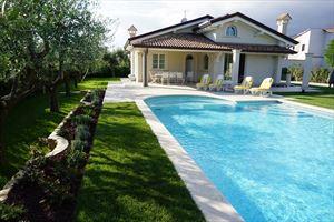 Villa Sibilla  Forte  : villa singola affitto  Forte dei Marmi