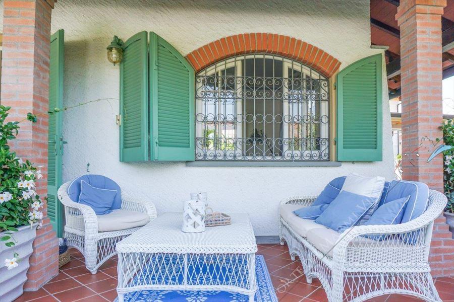 Villa Tiffany : Outside view