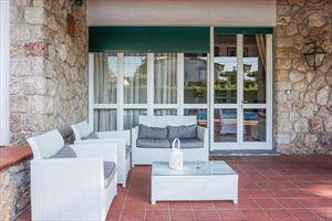 Villa Helene : Veranda