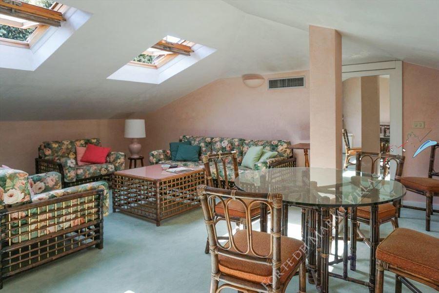 Villa dei Marmi : Lounge