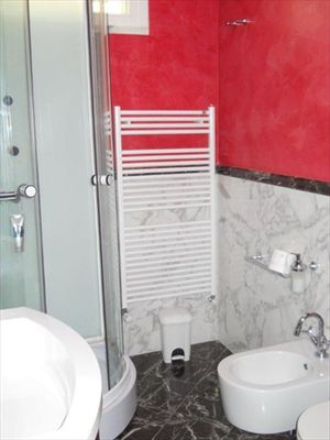 Appartamento  Mirage : Bathroom with shower