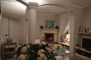 Villa  dei Cigni  : Гостиные